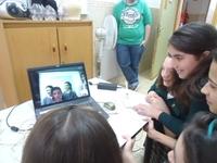 Videoconferencia con Turquía