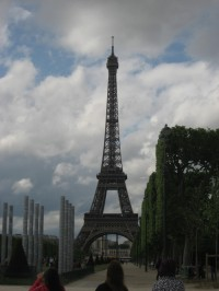 Viaje de fin de curso. París.
