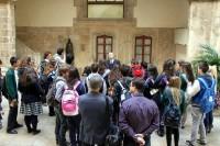 Visita a la Diputación de Valencia