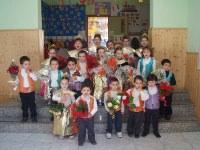 Fallas 2012: Ofrenda de flores a la Virgen de los Desamparados