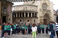 Visita al Palau de la Generalitat y a La Albufera