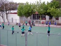 Jornadas deportivas. Intercambio Hortlax-La Fontaine