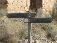 Senderismo por el Parque Natural de la  Serra Calderona.