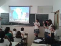 Teatro en Inglés para los alumnos de primaria