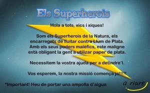 Los superheroesvalfin