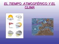 El temps atmosfèric