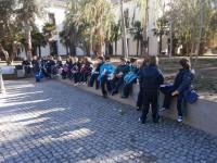 Primero de Primaria visita a la Biblioteca Pública de  Valencia