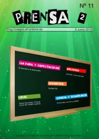 Prensa2, Nº 11, 2014-2015