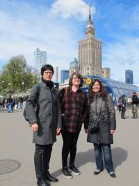 Quinto día en Varsovia