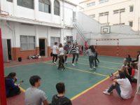 Visita de alumnos de Varsovia 2.017: taller de baile