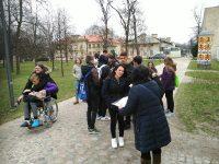 Visita a Varsovia: Segundo día .
