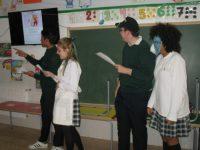 Teatro en inglés para infantil