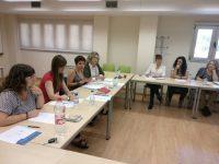Segunda reunión de coordinadores de centros por la igualdad
