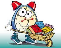 """Instrucciones de fin de curso  para el """"Banco de libros"""""""