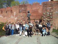Segundo día de intercambio en Polonia