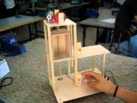 Proyecto de Tecnología, 3º ESO. Utilización de finales de carrera.