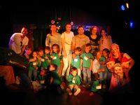 Excursión en familia: teatro y parque Gulliver
