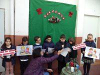 Navidad en marcha : Leemos un texto del Evangelio