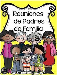 Reuniones generales de padres ( Primaria)