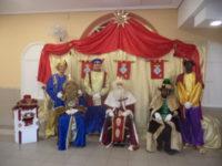 Los Reyes Magos llegan a nuestro colegio