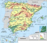 Geografia d'Espanya 5é Primària