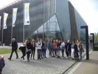 Primer día de intercambio en Polonia