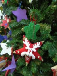 Nuestra aportación al árbol de Navidad