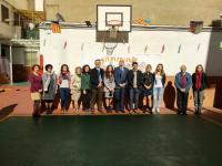 Visita de alumnos de Varsovia 2018. Recepción del Cónsul Honorario de Polonia.