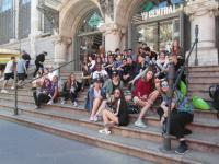 Visita de los alumnos de Varsovia 2.017: vídeo resumen